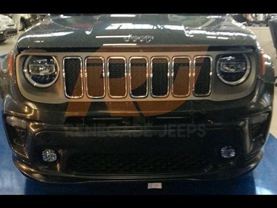 此前曝光的新款Jeep自由侠