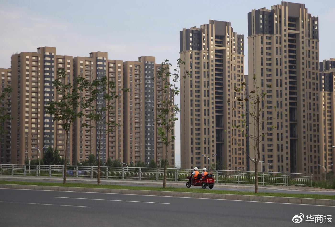 多地楼市库存告急 西安商品住宅去化周期降至6个月