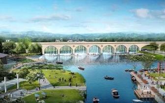 韶山平里旅游小镇动工建设 预计两年时间全面建成