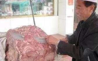 大爷做了60年的卤牛肉在退休之际公布了绝密配方!
