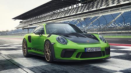 2019保时捷911 GT3 RS