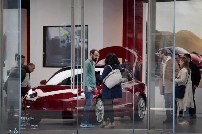 特斯拉Model 3近1/4订单被取消 已有18%开始退款