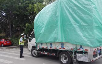 东兴市交管大队加强辖区 高考期间道路交通安全工作