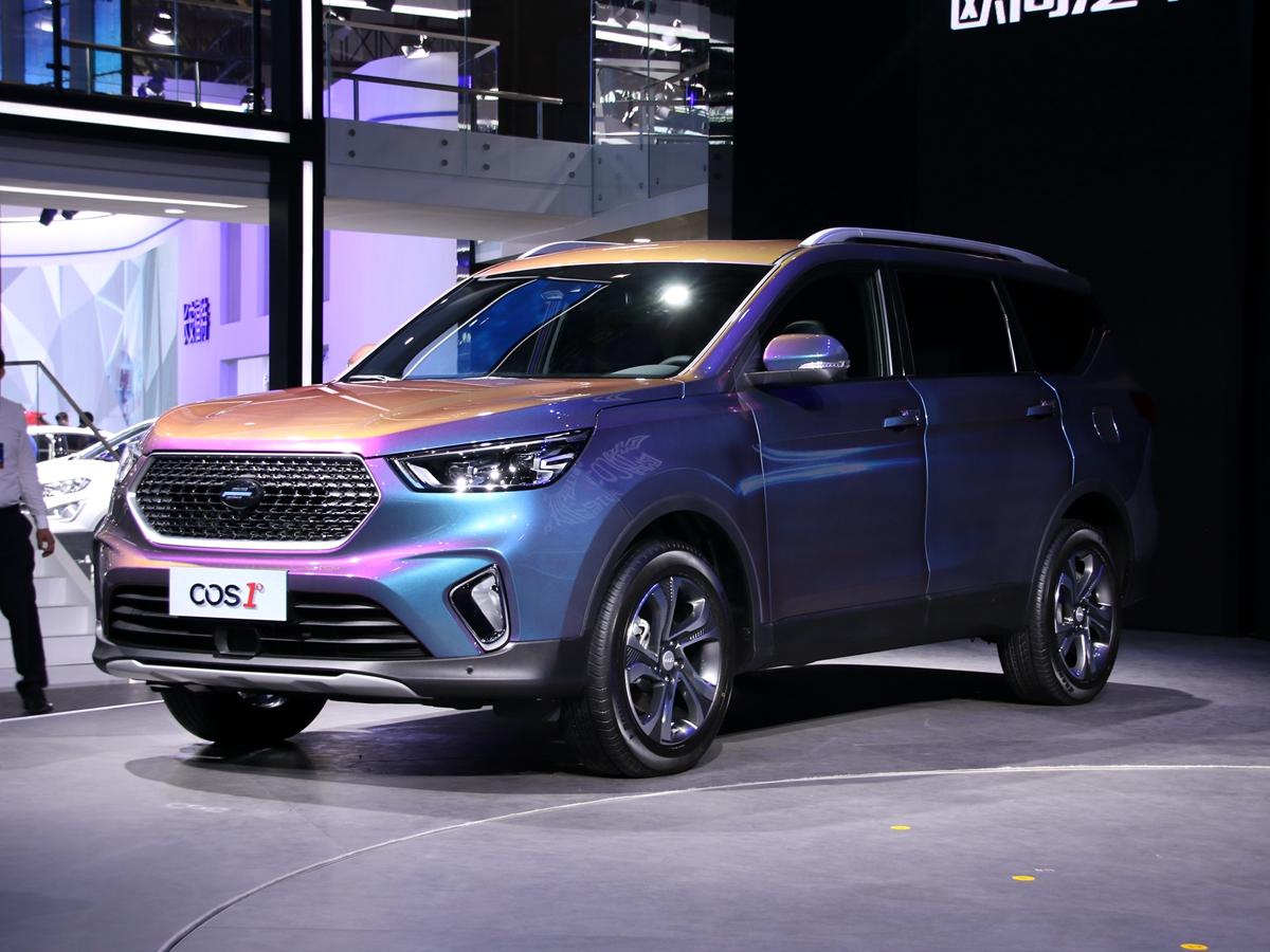 预计8月中下旬上市 欧尚科赛1°推4款车型