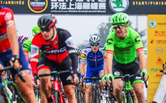 百年环法开启2018中国新征程,职业绕圈赛再次登陆上海