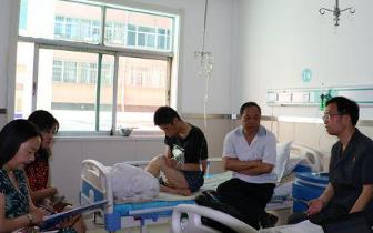 三门峡市渑池县法院:一次病房里的庭审