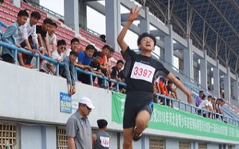 省运会田径男子预赛在邯郸收官