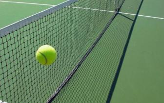 省运会网球预赛在秦皇岛开打