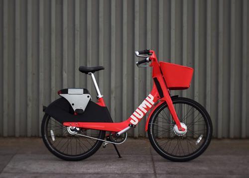 Uber共享电单车业务进军欧洲 最早今夏亮相柏林