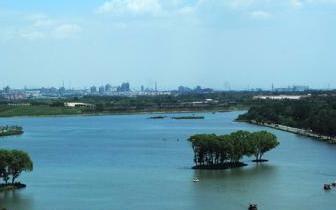 唐山:南湖免费开放一个月游客激增3倍