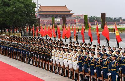 中国国事访问欢迎仪式推出改革新举措