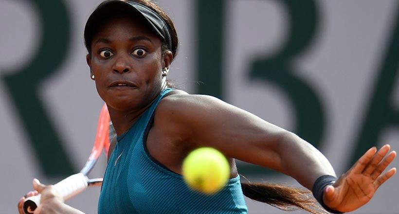 法网美国两猛女对飚 斯蒂文斯赢德比进决赛
