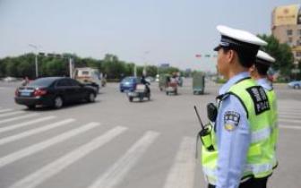 唐山:科学布警保畅通 多重服务惠考生