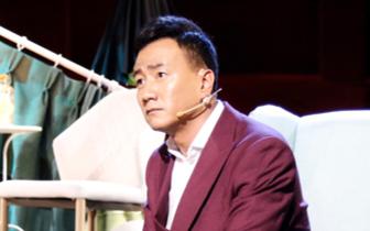 胡军《青春同学会》全新演绎贺涵 大秀舞台剧功
