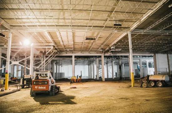 FF91或可按期交付 FF汉福德工厂开启大规模施工