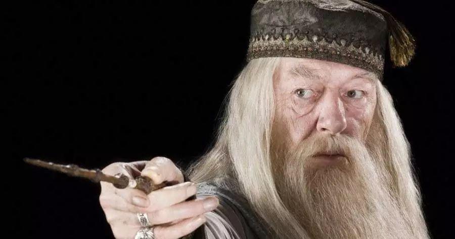 哈利波特里每个角色名字,都暗藏玄机