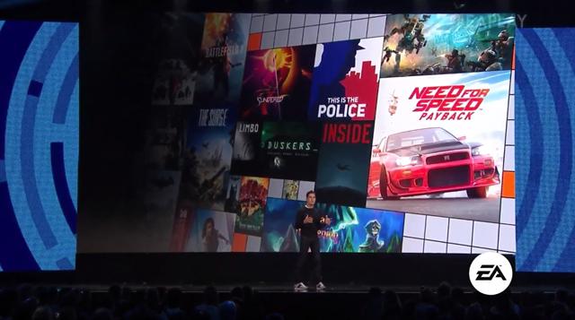 E3 2018:EA公布全新PC串流服务Origin Access Premiere