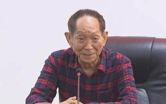 袁隆平:将在六省试种耐盐碱杂交水稻