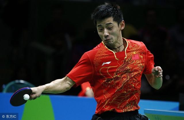 乒乓球日本赛-数据看衰 张继科恐不敌前世界第一