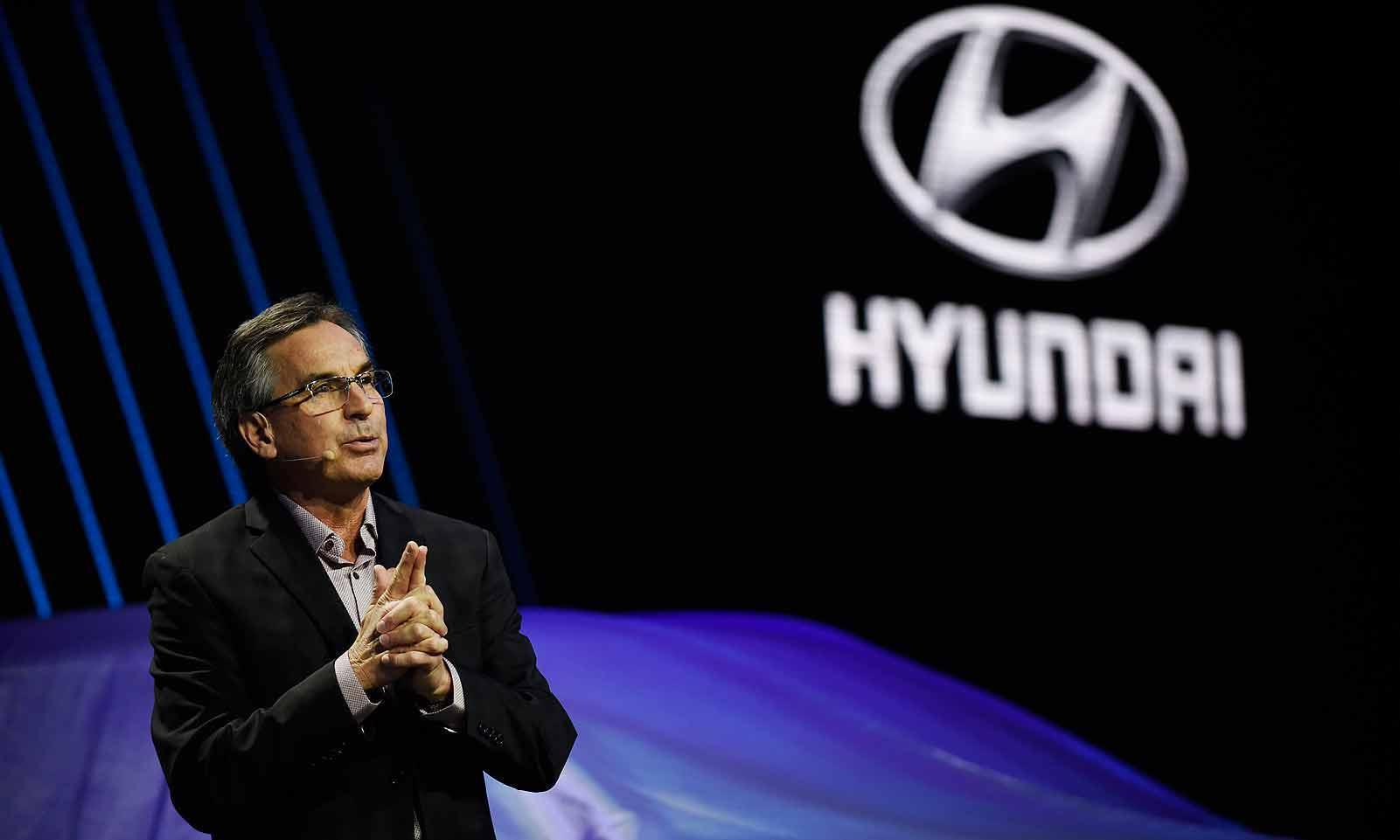 现代汽车美国分公司首席运营官布莱恩·史密斯
