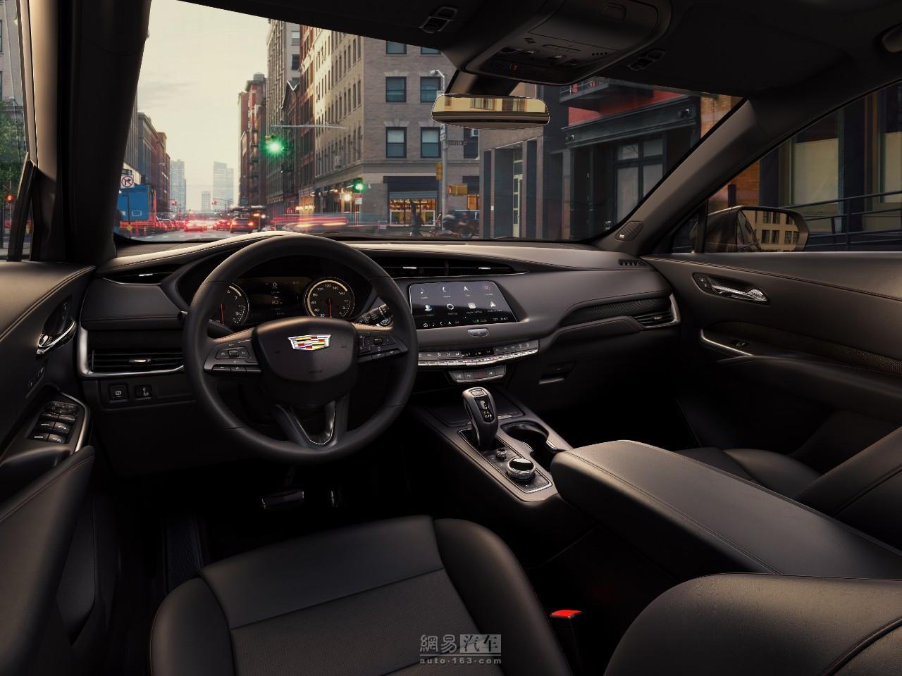 谁说海外车款便宜? 凯迪拉克XT4公布在美售价
