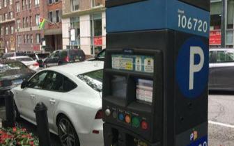 纽约警方呼吁防范街头拉开车门盗窃