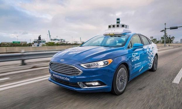 2021年前不会推自动驾驶车  福特或失去竞争先机