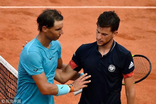 蒂姆:跟纳达尔完成决赛很开心 其实很想拿下比赛