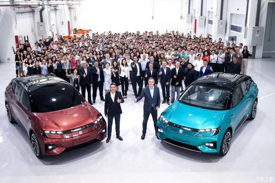 完成B轮5亿美元融资 拜腾汽车全球总部正式启用