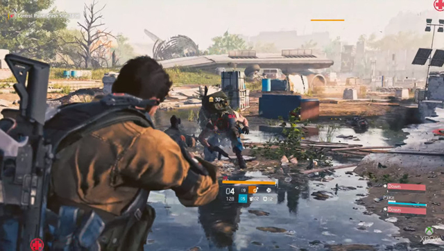 E3 2018:《全境封锁2》实机演示公布!明年3月15日发售