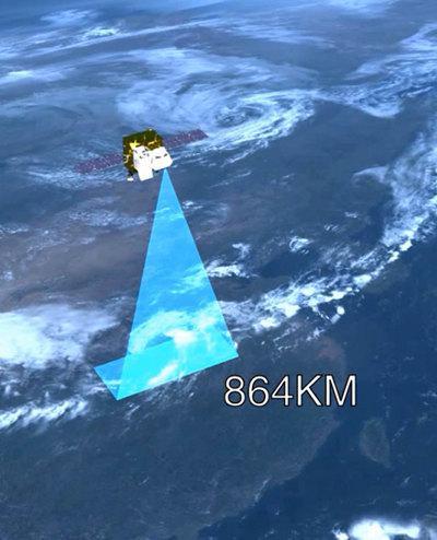 天眼工程数据体系基本形成 卫星数据自给率达80%