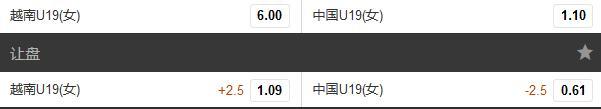 女排U19亚锦赛-中国队有望3-0横扫越南迎开门红
