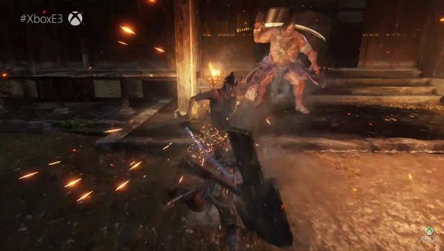 E3 2018:《隻狼》——快醒醒!该去日本传火了!