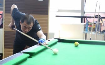 石家庄市斩获省运会老年人台球比赛双冠军