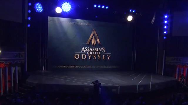 刺客信条新作领衔!E3 2018育碧发布会总结回顾