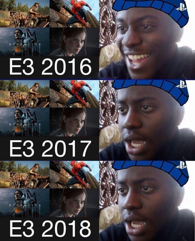 继续你的画饼:E3 2018索尼PS发布会总结回顾
