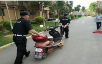 """三门峡""""3+""""举措助力电动自行车火灾防范工作"""