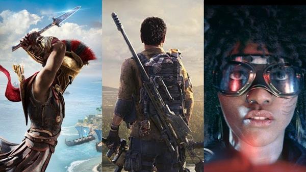 爱玩游戏早报:SE、育碧在今天凌晨召开E3展前发布会