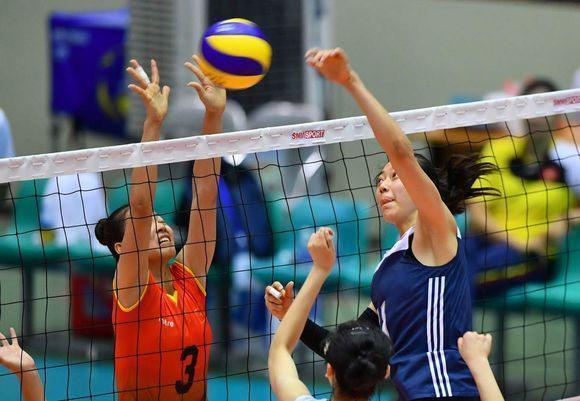 女排U19亚锦赛-艰难迎来开门红 中国队又要爆冷不敌泰国?