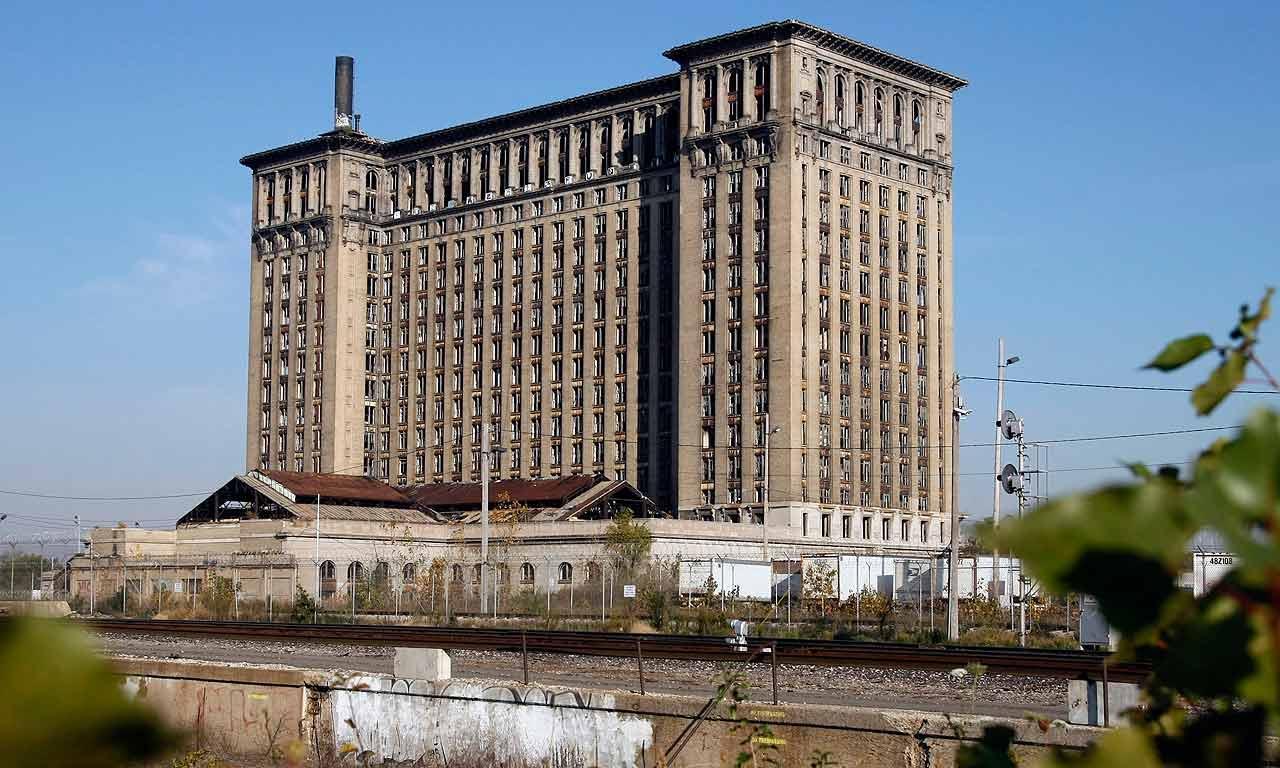 福特拟收购底特律火车站  推进新建园区计划