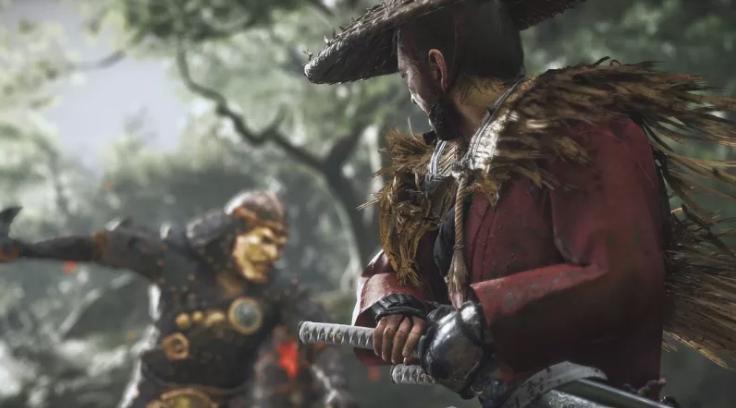 E3 2018:《对马岛之鬼》战斗演示——抗元战争开始