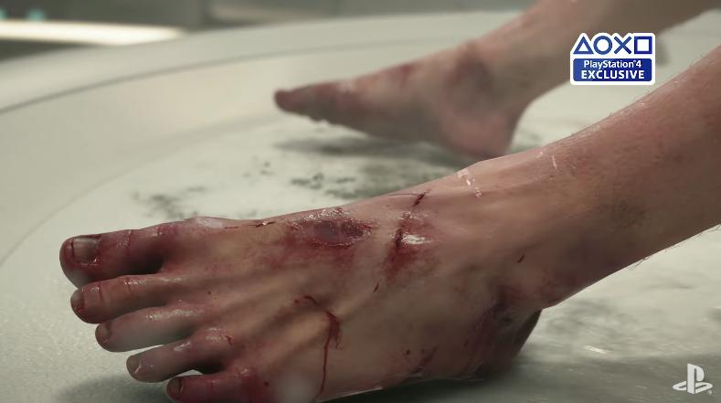 E3 2018:《死亡搁浅》全新预告片——越来越看不懂