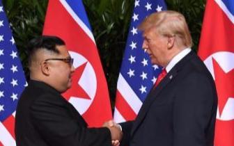 """""""金特会""""联合声明说了啥?朝方承诺完全无核化"""
