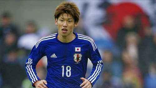 世界杯-日本队最佳射手赔率:冈崎慎司高居第一
