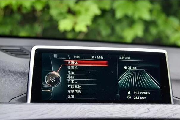 电动尾门成标配 华晨宝马新款X1配置信息