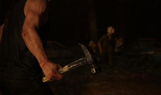 E3 2018:《最后生还者2》战斗演示——艾莉变百合?