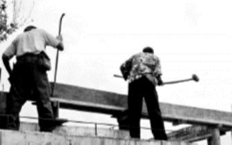 晋安拆除3处新增违建 拆除违建面积约45平方米