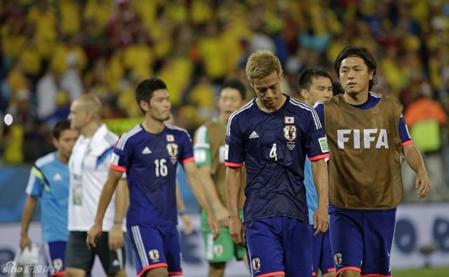 世界杯-亚洲最佳球队赔率:日本第一 沙特垫底