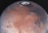 NASA专家:第一个登上火星的人可能已经出生了