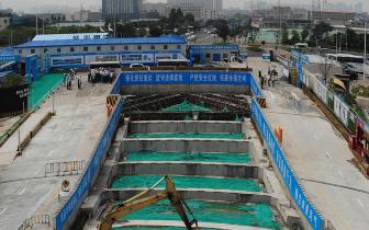 福州地铁4号线23个站点年内动建 明年春节前封顶
